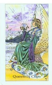 RW Queen of Cups